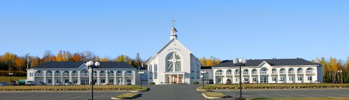 Centre eucharistique et marial Spiri-Maria