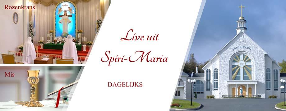 Live uit Spiri-Maria